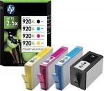 Картриджи для струйных принтеров HP 920 и HP 920XL (повышенной емкости)